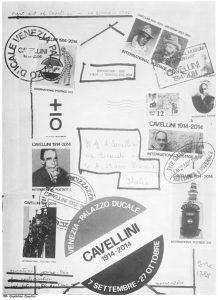 +-0 revue d'art contemporain n°50 Cavellini, p166